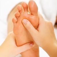 Новая услуга Биодент — релакс массаж стоп